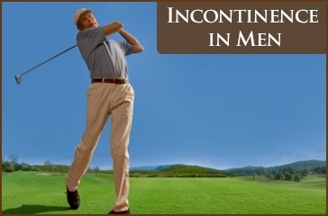 Incontinence Males